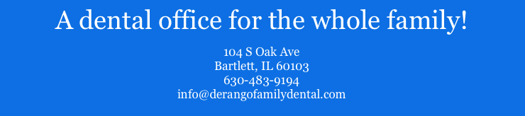A dental office for the whole family!  104 S Oak A